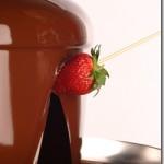 チョコレートファウンテンレンタル!!注意事項をよくご確認くださいね♪
